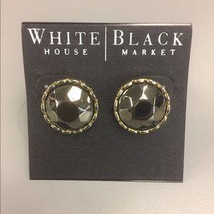 White House Black Market Hemitaite Stud